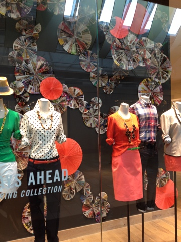 A Simple Kind Of Life Retail Inspiration Window And