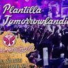 Plantilla Tomorrowlandia