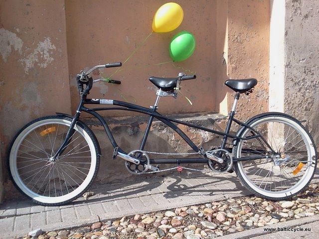Special bikesBesondere Fahrräder