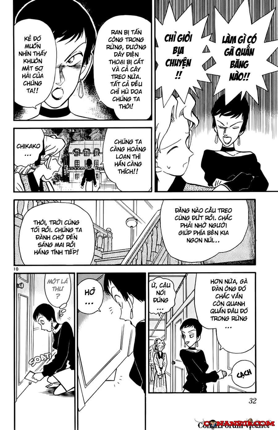 cn 009, Thám tử lừng danh Conan chap 41    NarutoSub