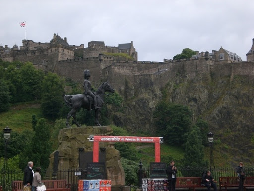 The Edinburgh Castle