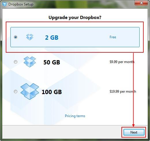*免費申請帳號、基本入門使用教學:Dropbox 雲端使用教學(一) 8
