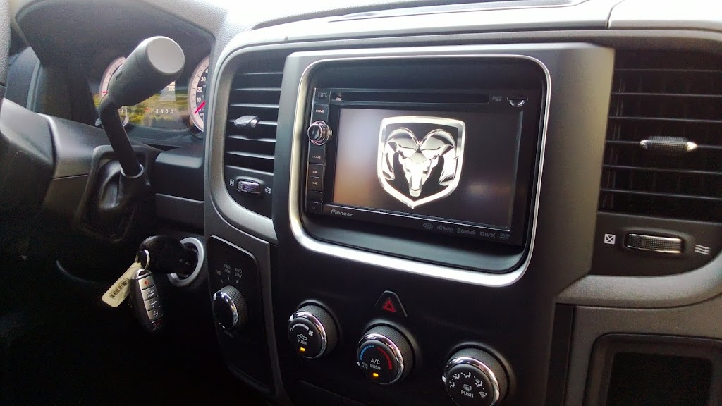 Pioneer Avic-x9310bt In My 2013 Ram 1500 Express  Photos