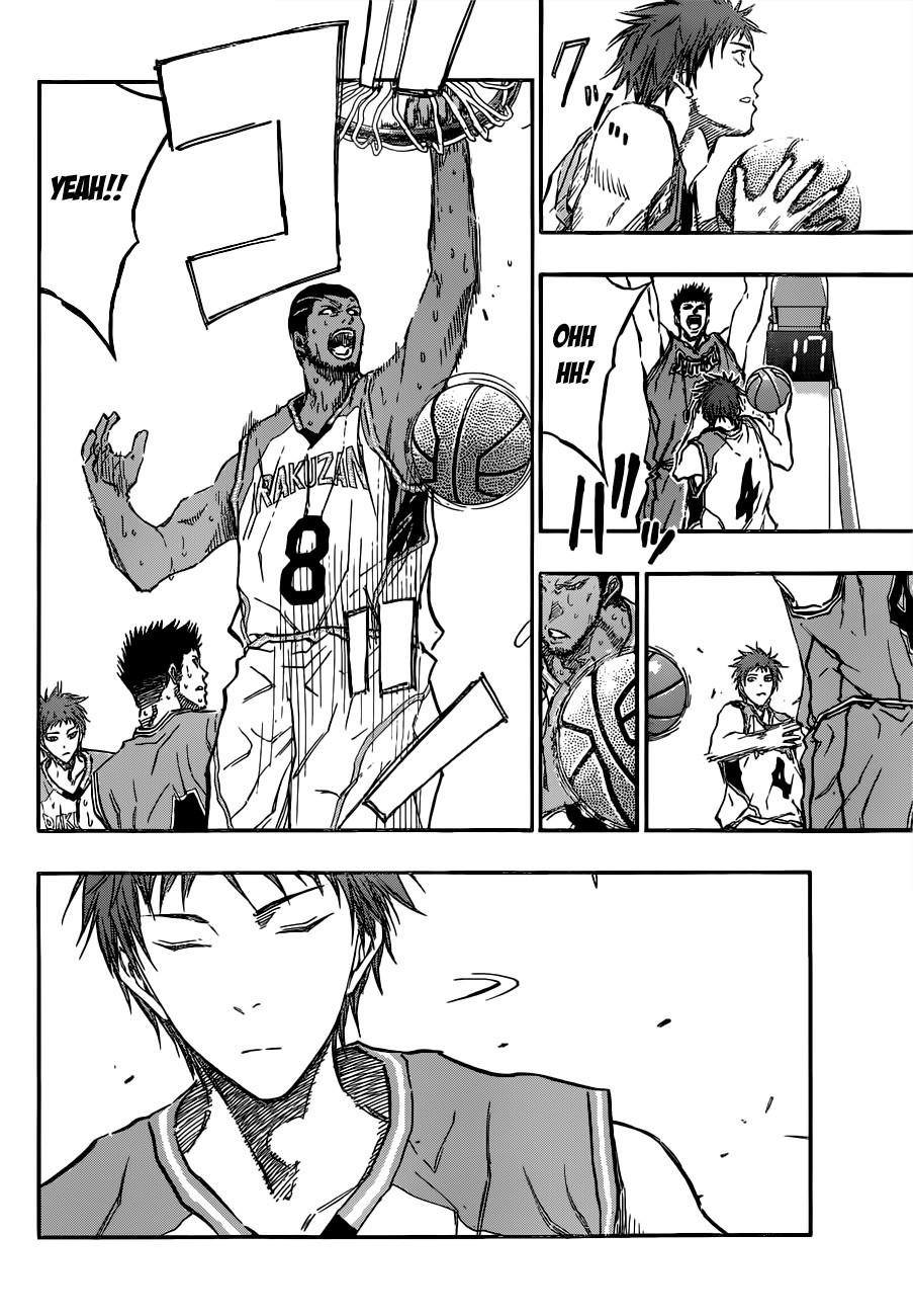 Kuroko no Basket Manga Chapter 179 - Image 10