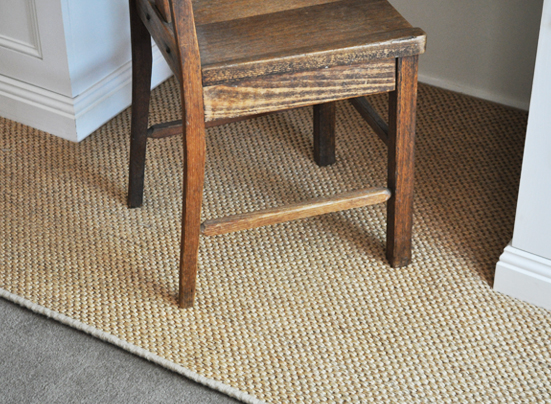 How To Keep A Rug In Place On Carpet The Painted Hive
