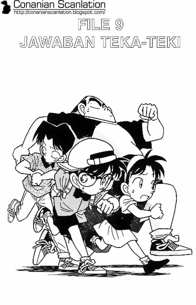 1 Detective Conan   038 Jawaban Teka Teki