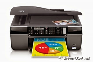 download Epson WorkForce 310 printer's driver