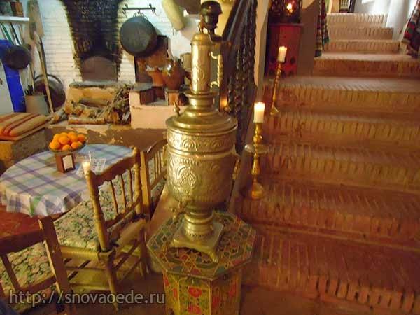Мавританский чайный дом (Carmen del Campillo, Casa Morisca) Crevillente, Spain