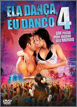 Ela Dança Eu Danço 4 (Dual Audio) DVDRip XviD