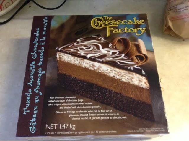 Costco Tuxedo Chocolate Mousse Cake Calories