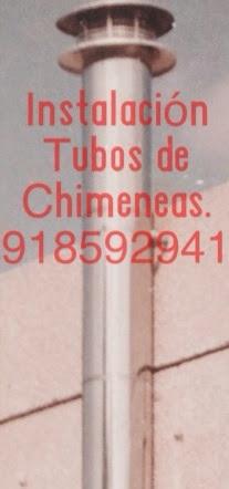 Chimeneas picos de europa tubos de chimeneas en fachada for Normativa salida de humos calderas