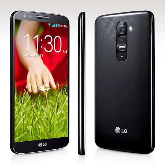 LG G2 Spesifikasi Lengkap dan Harga, Ponsel Quad Core berkamera 13MP