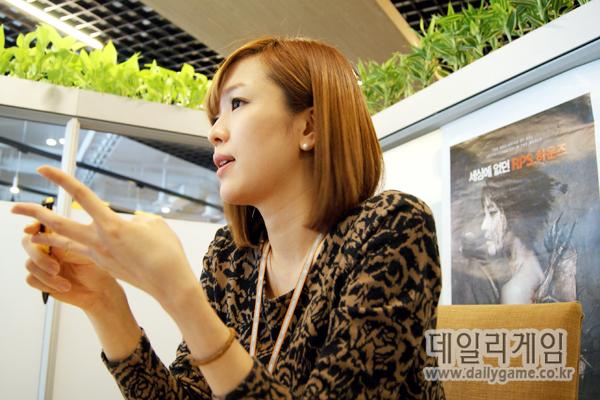 Nữ giám đốc sản phẩm xinh đẹp của Hounds Online - Ảnh 3