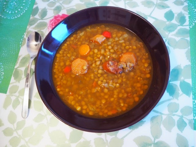 linssikeitto, lentil soup, soup, soppa, food,