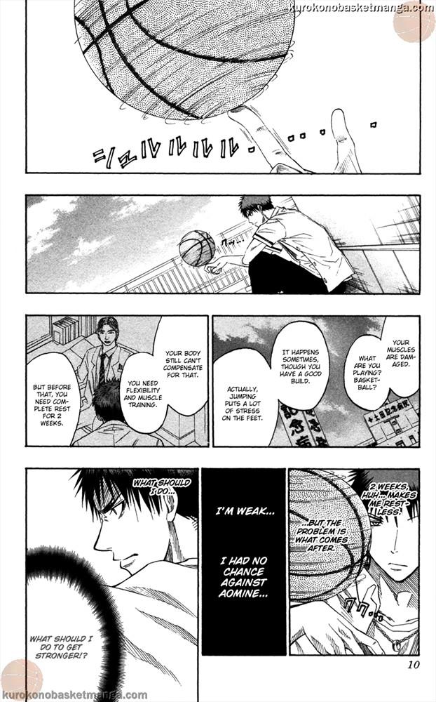 Kuroko no Basket Manga Chapter 53 - Image 0/010