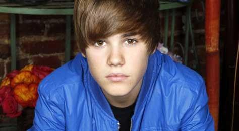 Justin Bieber frontal