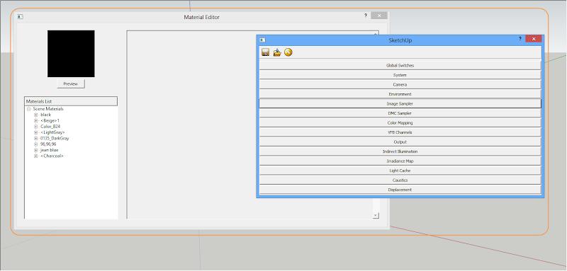 แก้ปัญหาการแสดงผลหน้าต่างกำหนดค่าของ V-Ray บน Windows 8 W8vrdi02