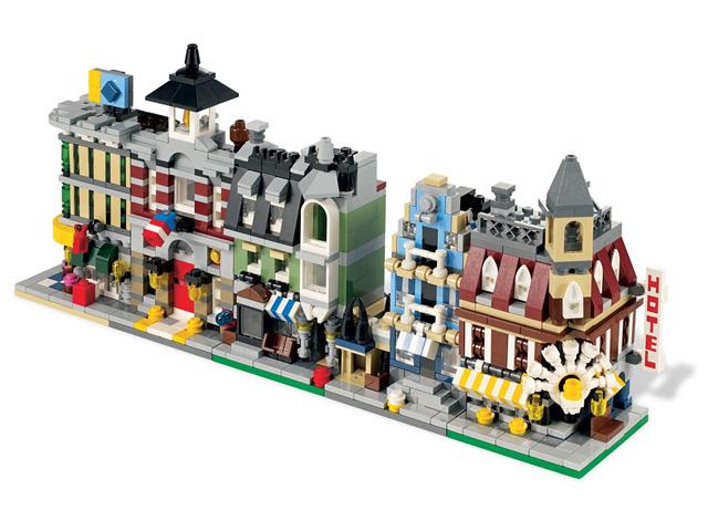 10230 レゴ ミニモジュラー(クリエイター)