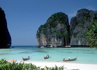 Marooned on the Isle of Phi Phi