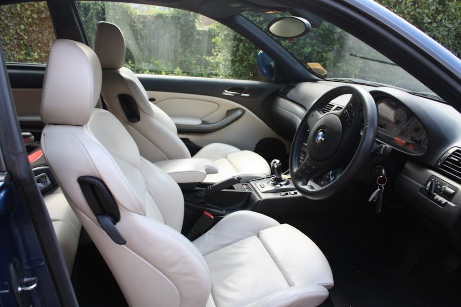 Thread Of Bmw Leather Interior Colours Interior Styling E46