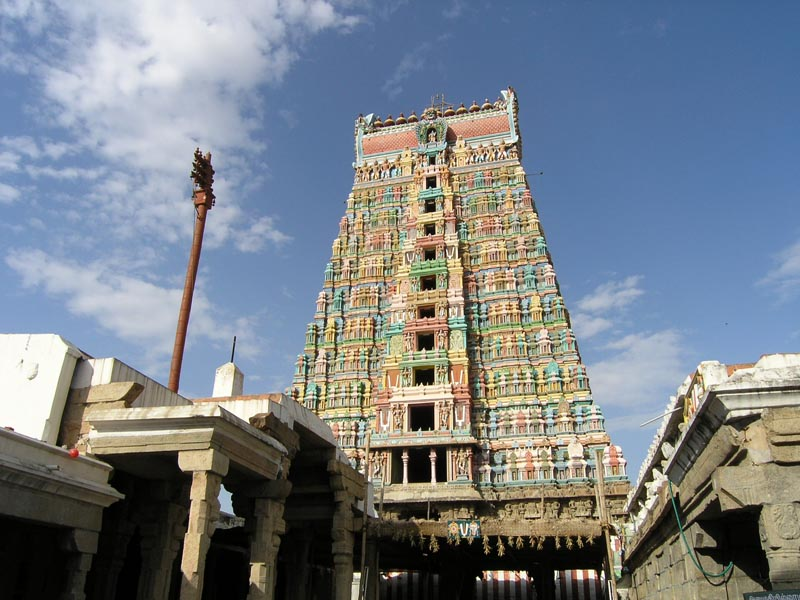 Sri Vadabhatra Saayi Perumal Temple (Srivilliputtur) Madurai - Divya Desam 76