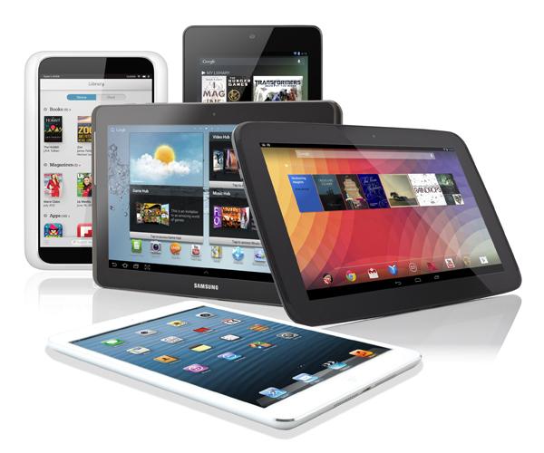 iPad chỉ còn 28% thị phần máy tính bảng toàn cầu 2