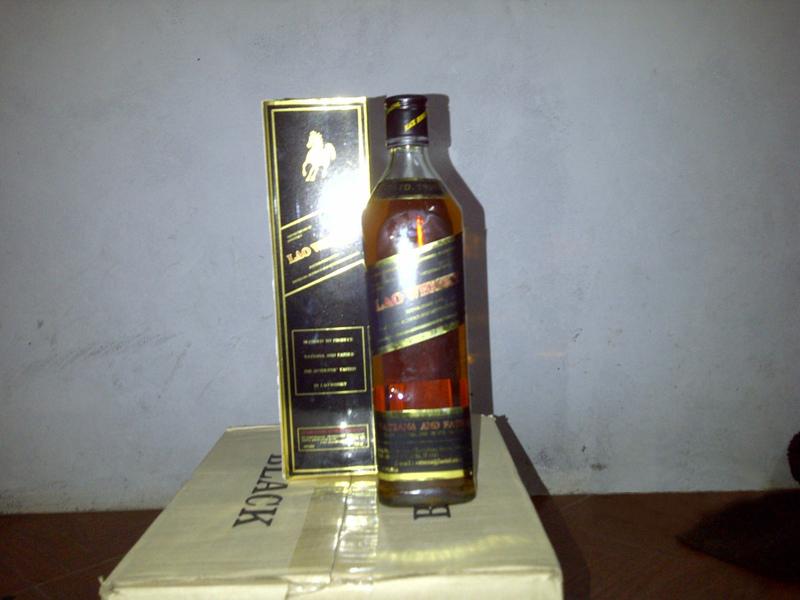 Phân phối rượu Whisky Lào, bán buôn bán lẻ