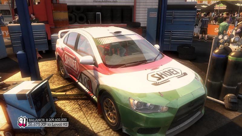 รายการรถกลุ่ม Rally ใน DiRT2 Mer-04
