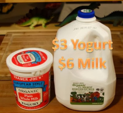 eat organic on a frugal budget