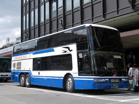 JR東海バス「ドリームなごや号」「東名スーパーライナー」 1147<br />