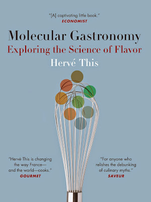 Book Club: Molecular Gastronomy by Herve This