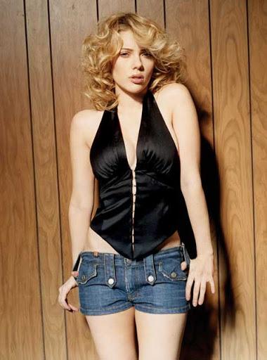 Scarlett Johansson insinuadora