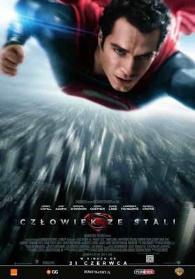 Plakat filmu: Człowiek ze stali