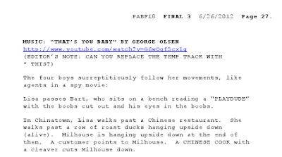 PABF18 script page