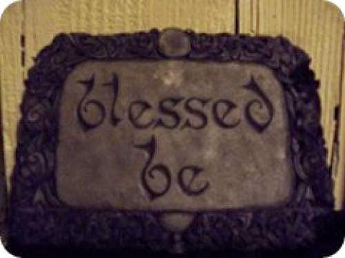 The Voodoo Hoodoo Altar