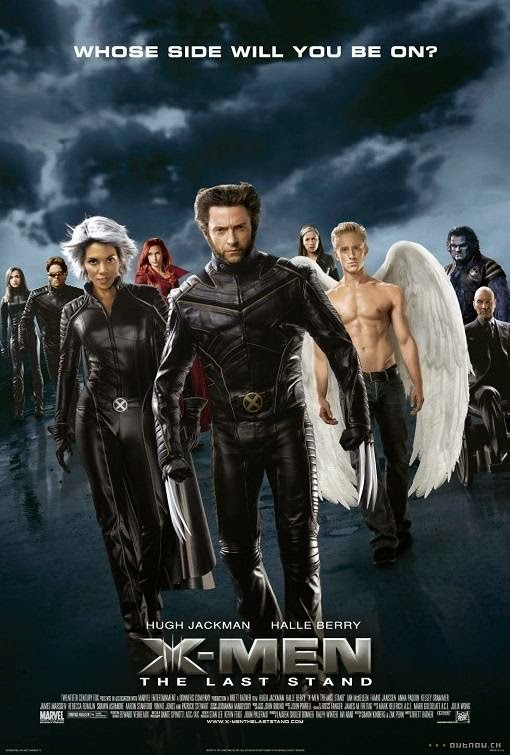 Poster Of X-Men: The Last Stand (2006) Full Movie Hindi Dubbed Free Download Watch Online At alldownloads4u.com