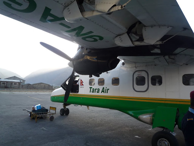 Tara Air, Nepal