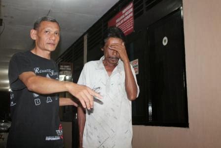Ayah tiri perkosa anak tiri di Ngawi