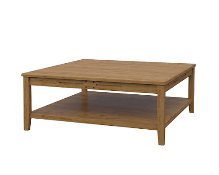 Florence Coffee Table in Classical Maple