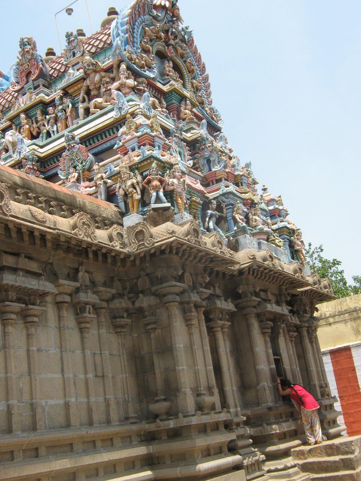 Sri Kaisina Vendha Perumal Temple (Thirupulingudi) Tirunelveli - Divya Desam 73