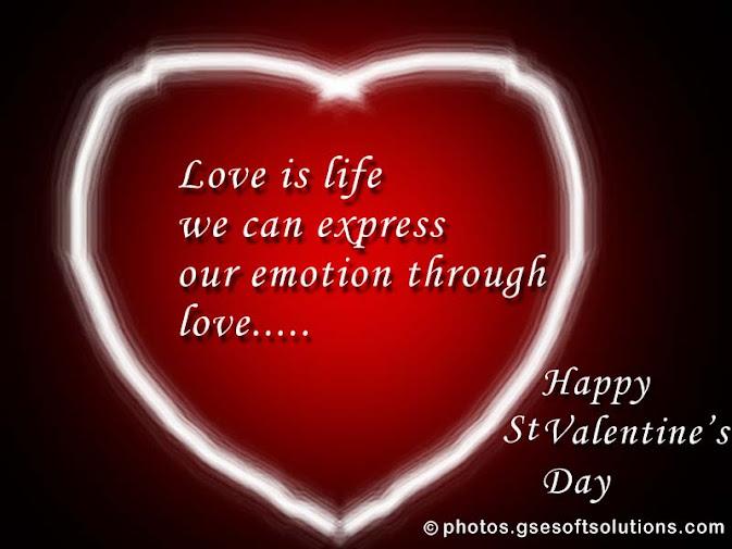 Saint Valentine Quotes Quotesgram