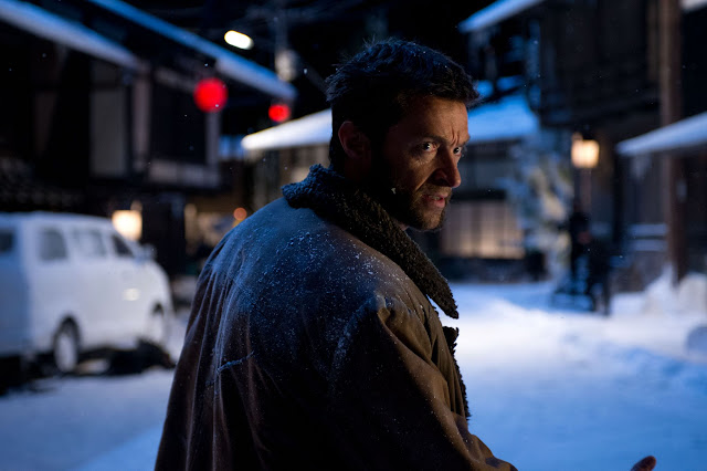 The Wolverine Hugh Jackman in Japan