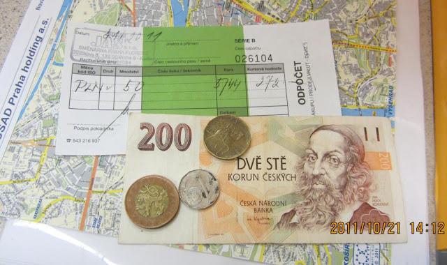 換錢時間:捷克克朗