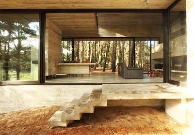 casa1 Casa Cher: Arsitektur Modern Yang Bersahabat Dengan Alam