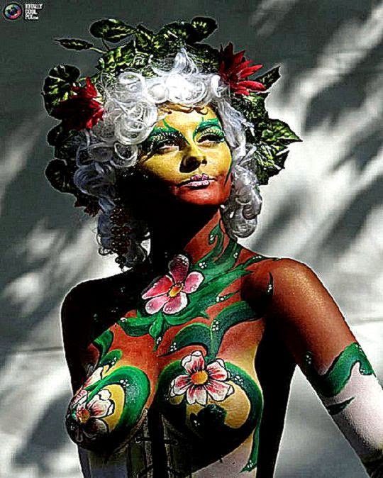 world body art festival17