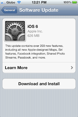 iOS 6 Has Finally Launched. Is It Time To Upgrade?