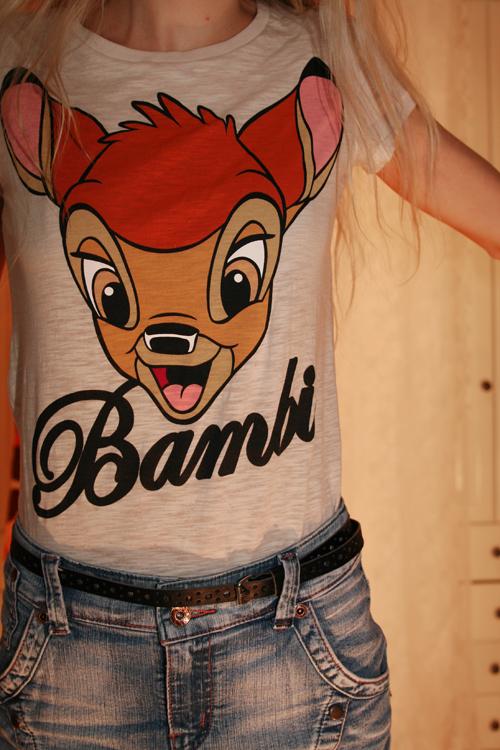 bambi och jag