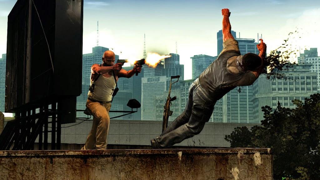 Max Payne 3 Repack Blackbox Update For Pc - Game Screenshot
