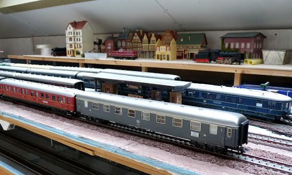 Märklin 42942: Uitbreidingsset Riviera Express