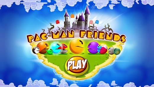 PAC-MAN Friends v1.0.0